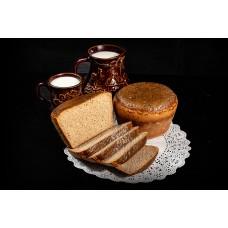 Хлеб «Осенний» круглый