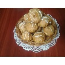 Пирожное «Сюрприз» с творожной начинкой