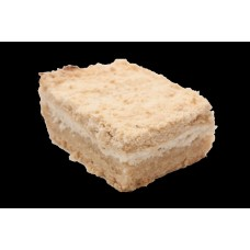 Пирожное песочное с творогом